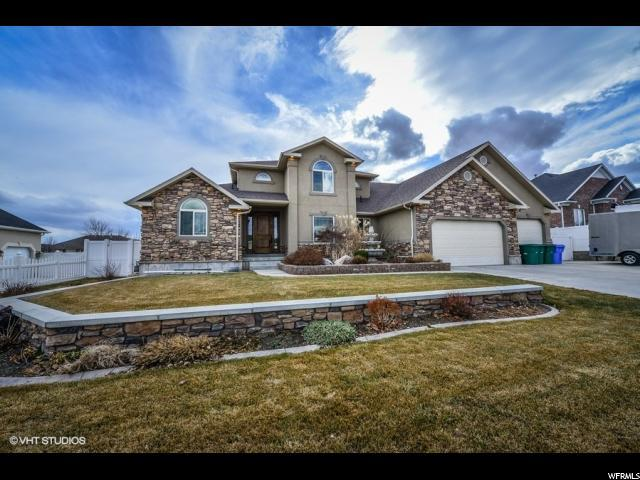 3765 W 12280 S, Riverton, UT 84065 (#1505780) :: The Utah Homes Team with iPro Realty Network