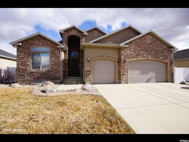 12437 S Black Foot St, Riverton, UT 84096 (#1505791) :: The Utah Homes Team with iPro Realty Network