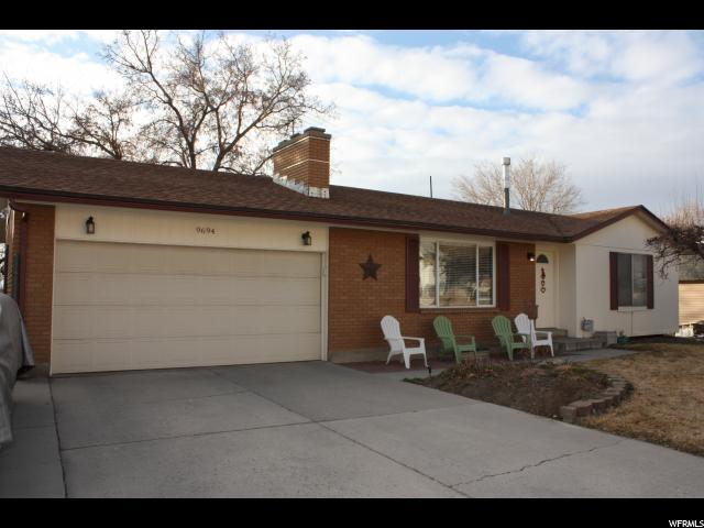 9694 S 1210 E, Sandy, UT 84094 (#1505883) :: The Utah Homes Team with iPro Realty Network