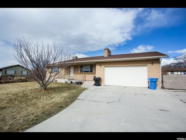 758 W 1700 N, Orem, UT 84057 (#1505892) :: The Fields Team