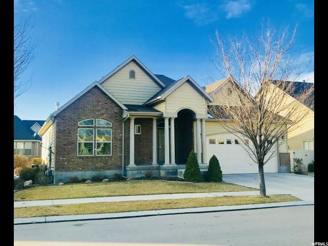904 S Sego Lily Way W, Mapleton, UT 84664 (#1505968) :: RE/MAX Equity