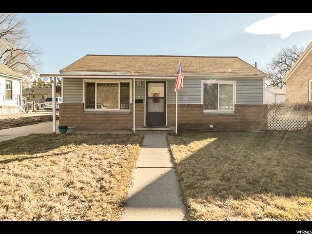 446 E Center St, Springville, UT 84663 (#1505970) :: The Fields Team