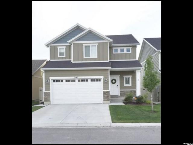 3567 N Bear Hollow Way, Lehi, UT 84043 (#1505975) :: RE/MAX Equity