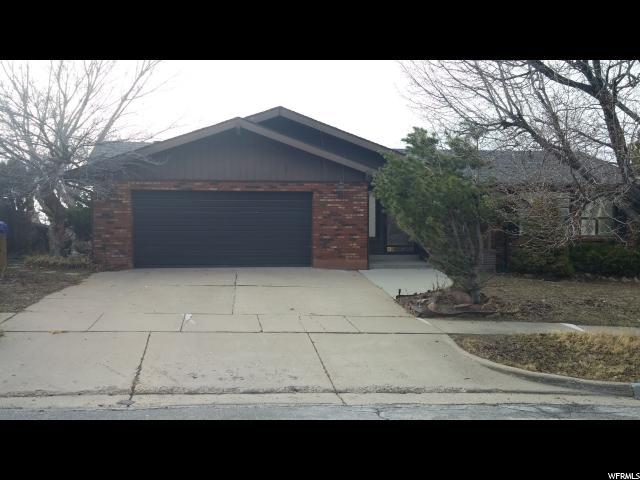 611 E Chelsea Dr S, Bountiful, UT 84010 (#1505977) :: RE/MAX Equity