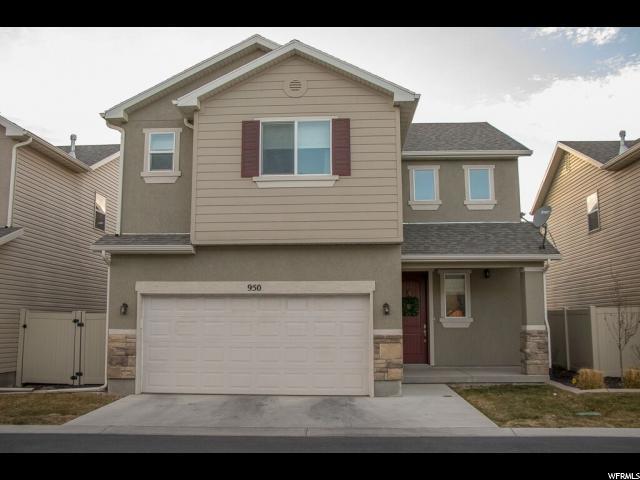 950 W Stonehaven Dr #151, North Salt Lake, UT 84054 (#1505981) :: goBE Realty