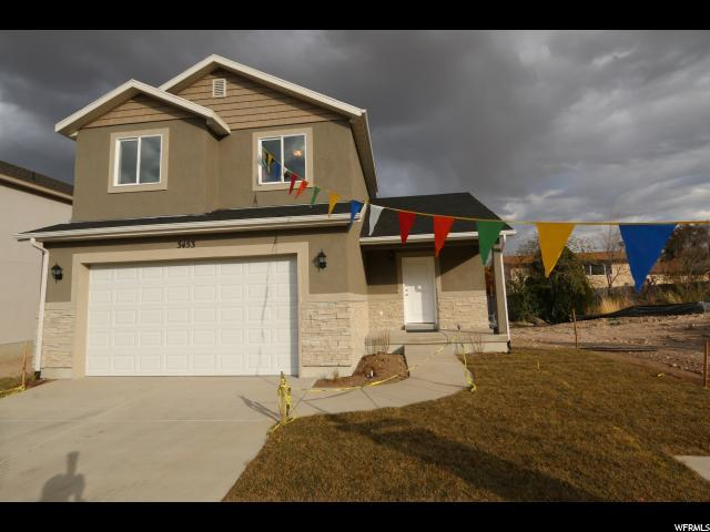 3463 S Melanie Cv W Lot 3, Magna, UT 84044 (#1505984) :: The Utah Homes Team with iPro Realty Network