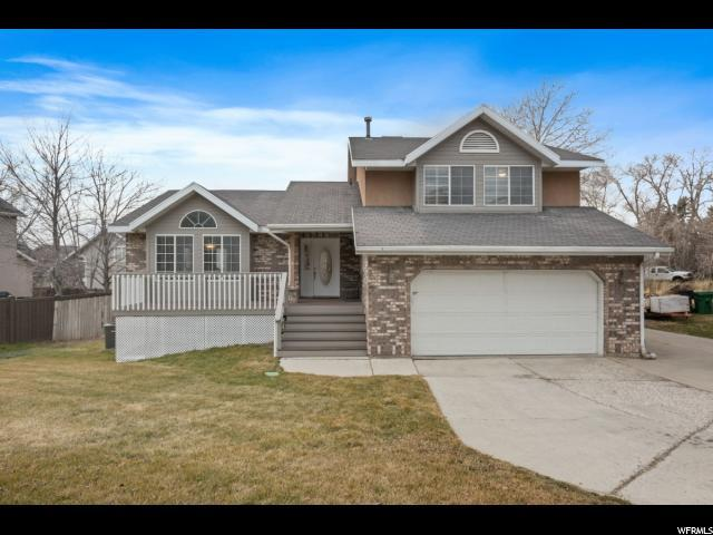 11722 S Oak Manor Dr, Sandy, UT 84092 (#1505990) :: The Utah Homes Team with iPro Realty Network