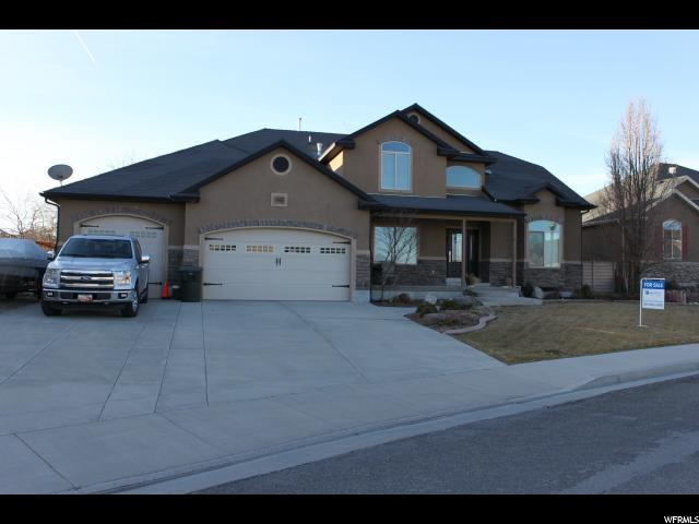 4663 W Condie View Dr S, West Valley City, UT 84120 (#1505991) :: The Utah Homes Team with iPro Realty Network