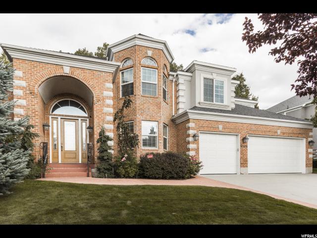 6599 S Juliet Way E, Cottonwood Heights, UT 84121 (MLS #1506080) :: Lawson Real Estate Team - Engel & Völkers