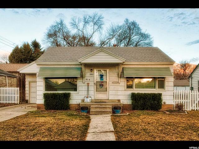 1843 S 1800 E, Salt Lake City, UT 84108 (MLS #1506085) :: Lawson Real Estate Team - Engel & Völkers