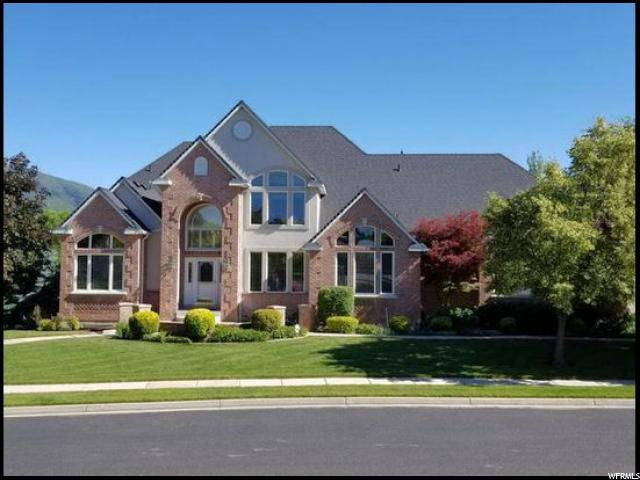 643 Ridgewood Cir, Farmington, UT 84025 (#1506227) :: Keller Williams Legacy