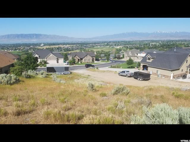 9656 Canyon Heights Dr N, Cedar Hills, UT 84062 (#1506245) :: R&R Realty Group