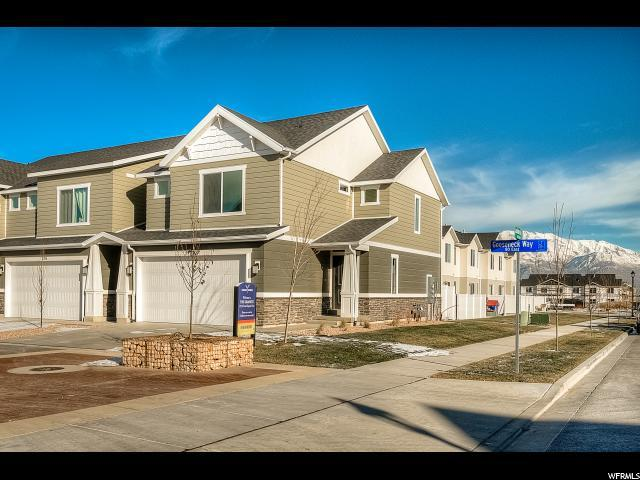 492 S Fox Chase #2186, Saratoga Springs, UT 84045 (#1506481) :: The Fields Team