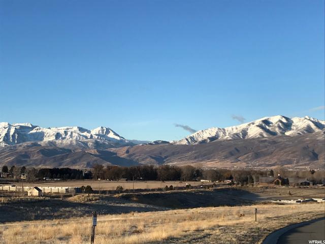 105 N Haystack Mountain Dr, Heber City, UT 84032 (MLS #1506482) :: High Country Properties