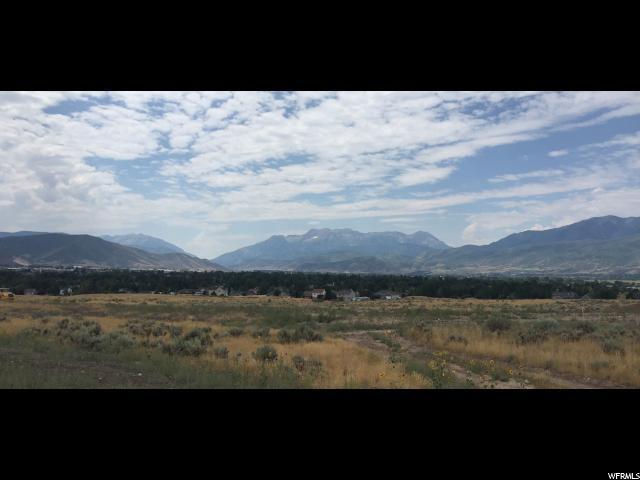 661 N Haystack Mountain Dr, Heber City, UT 84032 (MLS #1506490) :: High Country Properties