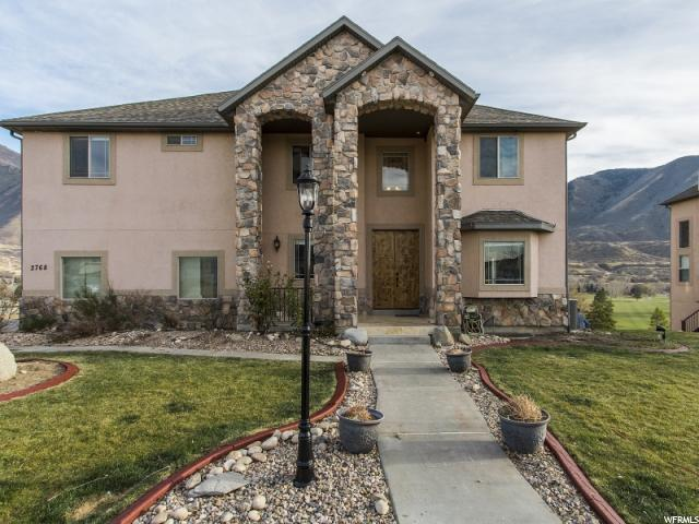 2768 E Canyon Crest, Spanish Fork, UT 84660 (#1506680) :: Keller Williams Legacy