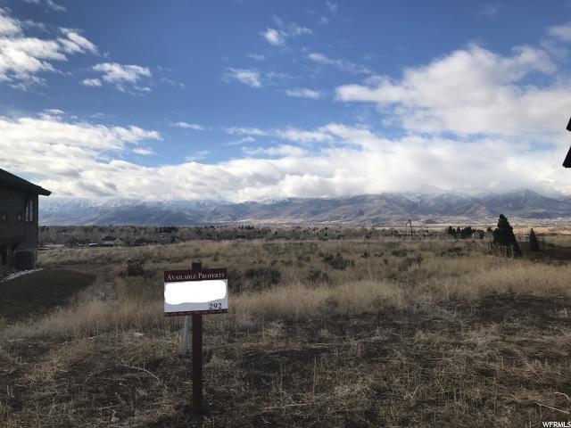 633 N Haystack Mountain Dr, Heber City, UT 84032 (MLS #1506697) :: High Country Properties