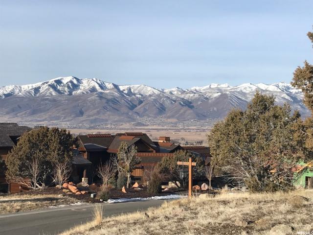 2333 N Flat Top Mountain Dr, Heber City, UT 84032 (MLS #1506703) :: High Country Properties