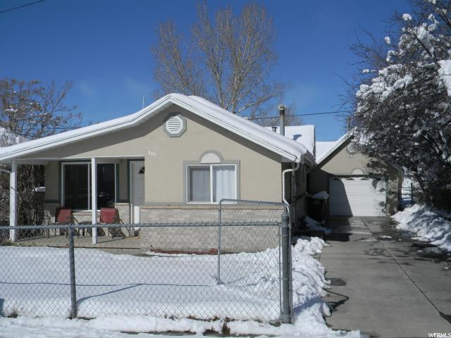622 W First Ave S, Midvale, UT 84047 (#1506772) :: Action Team Realty