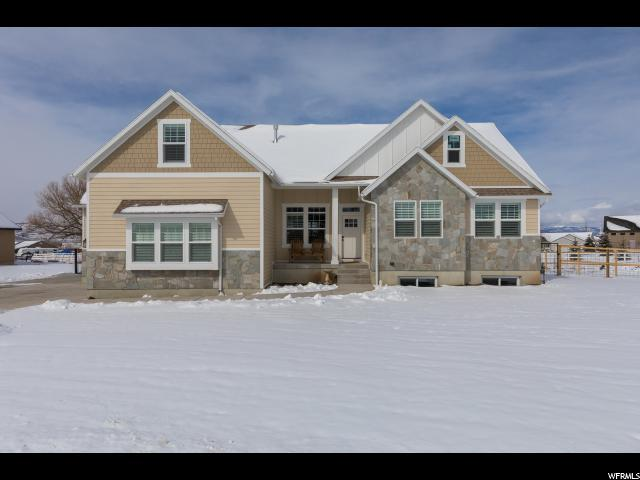 460 Scenic Heights, Francis, UT 84036 (MLS #1506783) :: High Country Properties