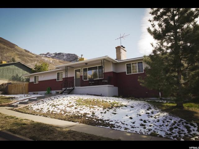 3636 E Top Of The World Dr. S, Cottonwood Heights, UT 84121 (#1506811) :: Action Team Realty