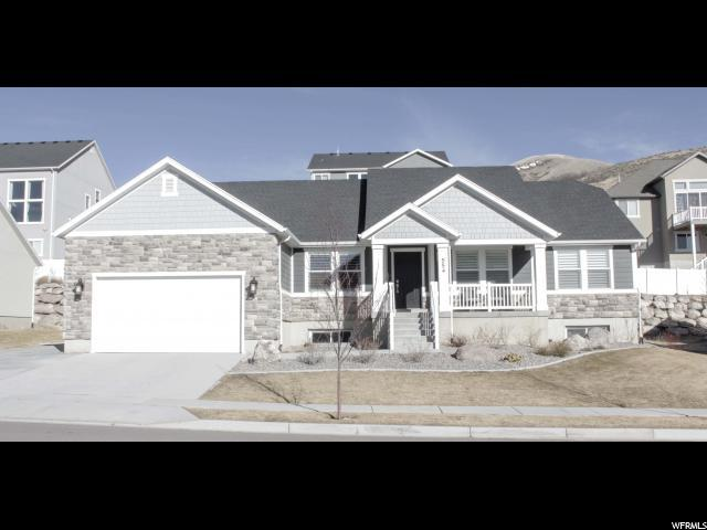 554 W Mountainview Rd, Lehi, UT 84043 (#1506826) :: Action Team Realty