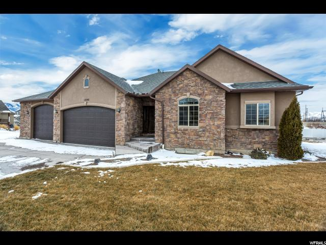 1390 S 825 W, Lehi, UT 84043 (#1506862) :: Action Team Realty