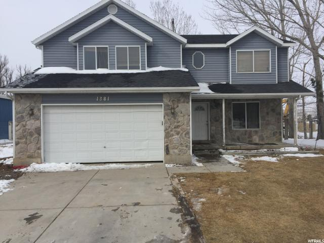 1321 N 2020 W, Lehi, UT 84043 (#1506873) :: Action Team Realty