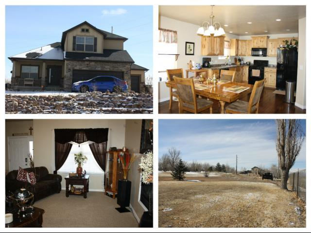 801 W Clubhouse Dr N, Roosevelt, UT 84066 (#1506904) :: Red Sign Team