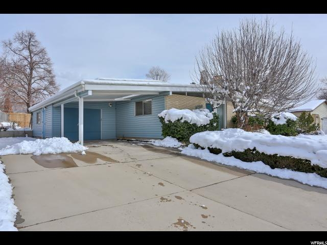 6799 Enchanted Dr S, Midvale, UT 84047 (#1506928) :: Action Team Realty