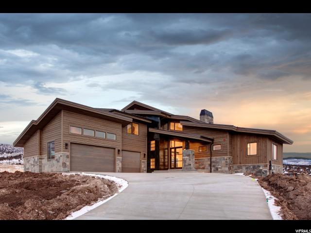 674 N Haystack Mountain Dr #335, Heber City, UT 84032 (MLS #1506958) :: High Country Properties