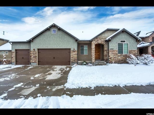 14767 S Tangle Hill Rd W, Herriman, UT 84096 (#1507024) :: Action Team Realty