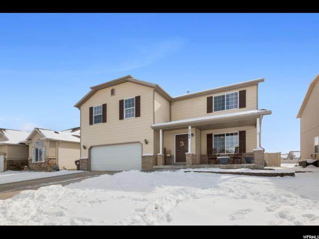 2166 E Frontier St, Eagle Mountain, UT 84005 (#1507081) :: Action Team Realty