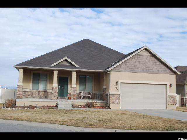6533 S Dusky Dr, West Valley City, UT 84081 (#1507082) :: Action Team Realty