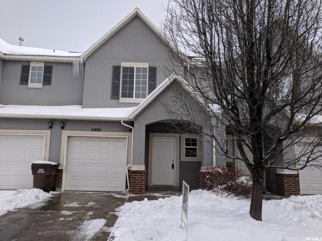2401 S Black Village Ct W, West Valley City, UT 84119 (#1507083) :: Action Team Realty