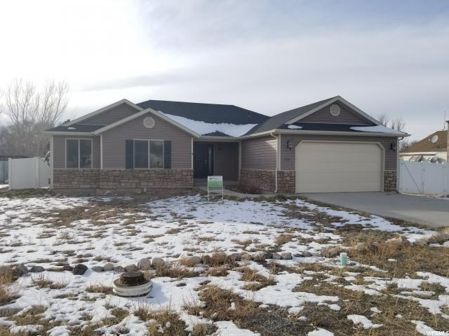 123 N 300 W, Minersville, UT 84752 (#1507163) :: Colemere Realty Associates