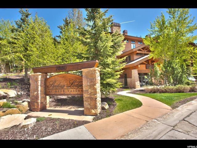 7660 E Royal St #14, Park City, UT 84060 (#1507173) :: Big Key Real Estate