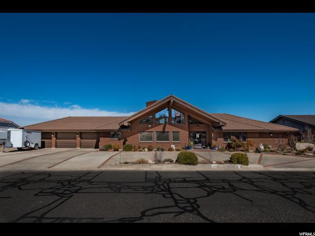 1055 E Summit Ridge Dr, Bloomington, UT 84790 (#1507469) :: RE/MAX Equity
