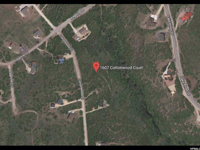 1607 Cottonwood Ct, Heber City, UT 84032 (MLS #1507767) :: High Country Properties