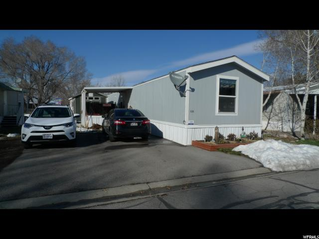 135 Guenevere St #120, North Salt Lake, UT 84054 (#1507985) :: Exit Realty Success