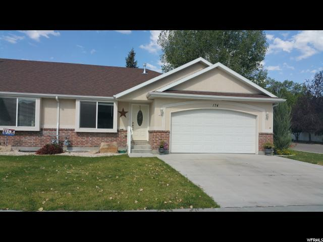 174 S Country Ct E #1, Grantsville, UT 84029 (#1508198) :: Exit Realty Success