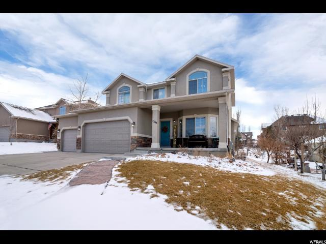 1363 S Lukas Ln, Saratoga Springs, UT 84045 (#1508277) :: Exit Realty Success