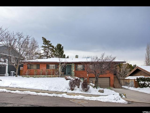 2886 E Oquirrh Dr S, Salt Lake City, UT 84108 (#1508279) :: Bustos Real Estate   Keller Williams Utah Realtors