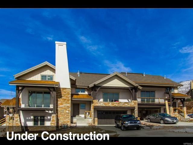568 W Heritage Way 2B, Heber City, UT 84032 (MLS #1508344) :: High Country Properties