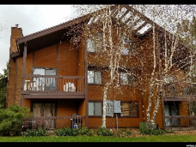2025 E Canyons Resort Dr Dr S Z-4, Park City, UT 84098 (#1508498) :: Bustos Real Estate | Keller Williams Utah Realtors