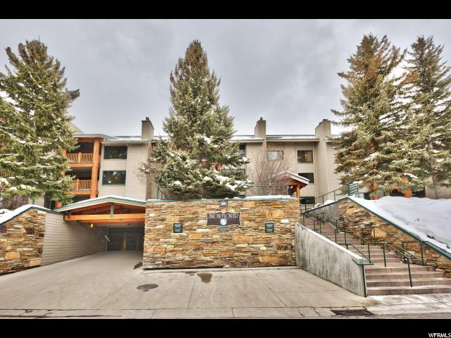 401 Silver King Dr #14, Park City, UT 84060 (#1508790) :: The Fields Team