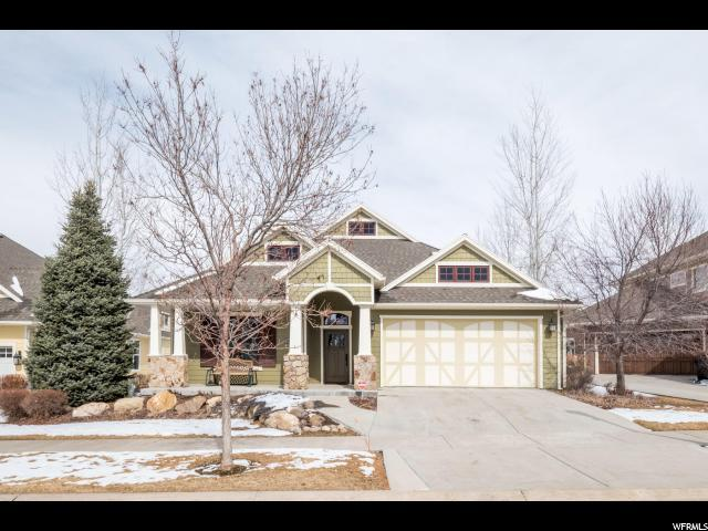 2683 E Weathervane Way S, Heber City, UT 84032 (MLS #1508796) :: High Country Properties