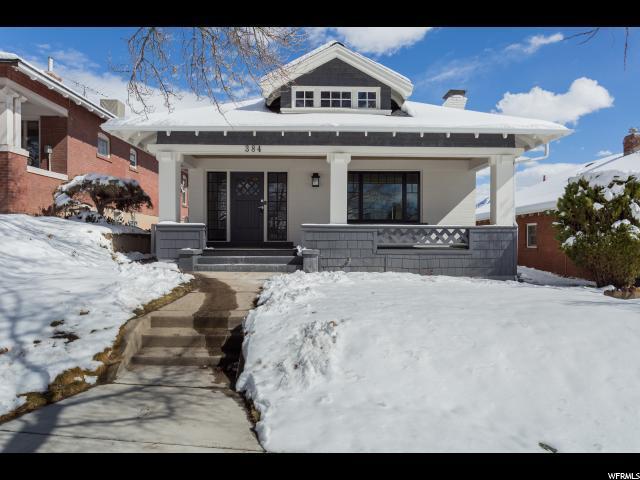 384 N K St E, Salt Lake City, UT 84103 (#1509323) :: Colemere Realty Associates