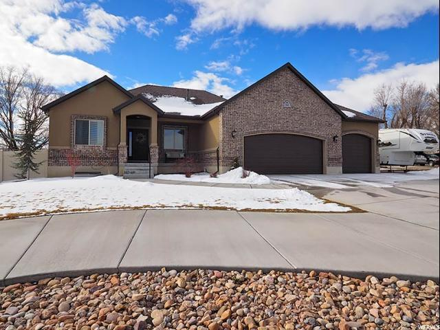 3561 W 14400 S, Bluffdale, UT 84065 (#1509325) :: The Utah Homes Team with iPro Realty Network
