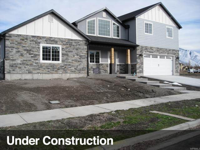 214 N 600 W, Springville, UT 84663 (#1509383) :: Bustos Real Estate | Keller Williams Utah Realtors